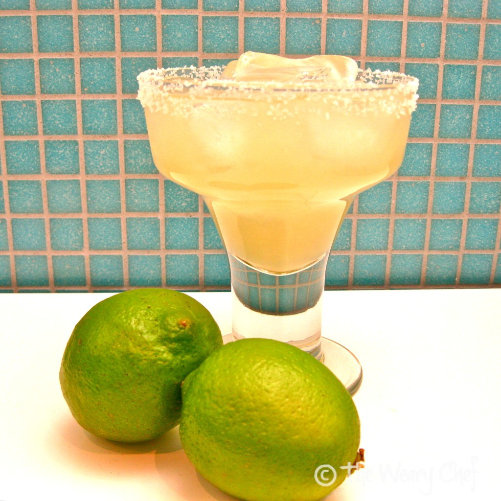 Fresh Margaritas - The perfect balance of tequila, Cointreau, lime juice, and agave nectar. Cheers!
