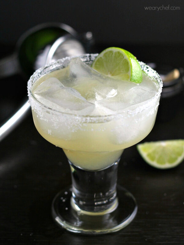 The Best Fresh Margarita