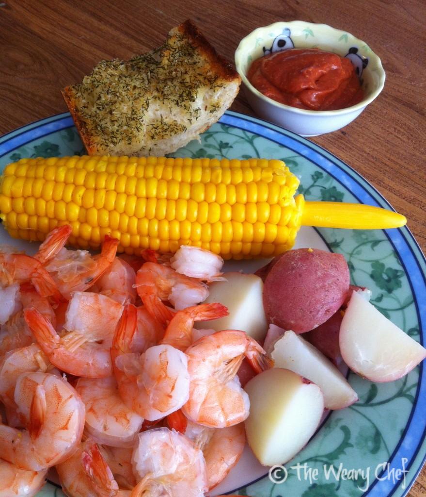 Simple Shrimp Boil