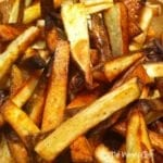 Cajun Oven Fries: Perfectly crisp baked french fries!