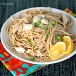 Lemon Chicken Pasta: A quick, tasty dinner