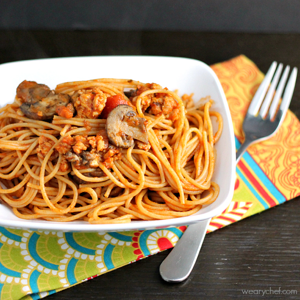 Easy Weeknight Pasta Dinner