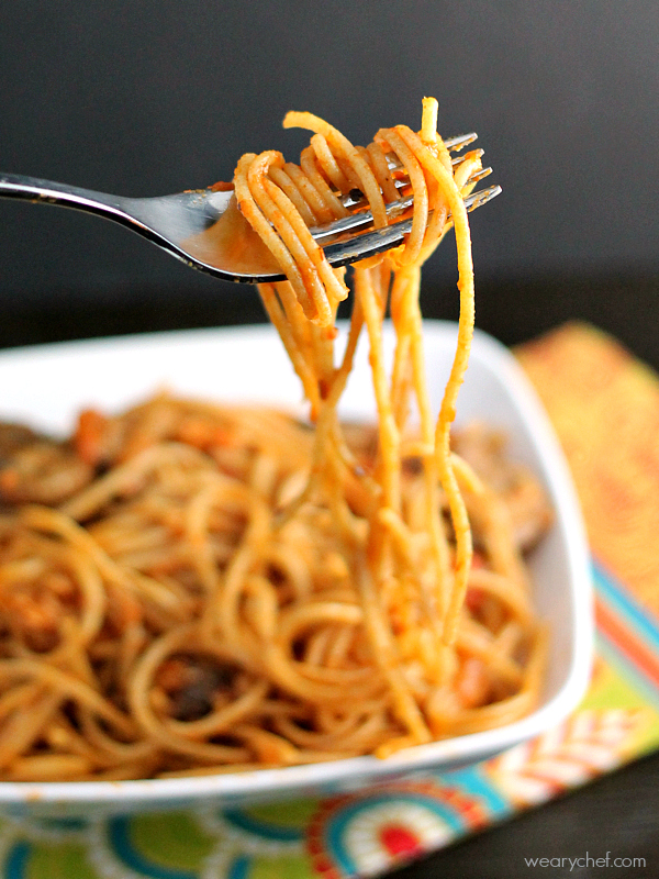 Easy Weeknight Pasta Recipe