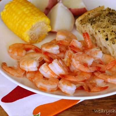 Cajun Shrimp Boil: Make any day a party with this fun dinner!