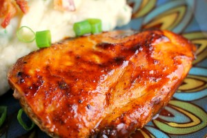 Stovetop BBQ Chicken: Juicy Barbecue Chicken, No Grill Required!