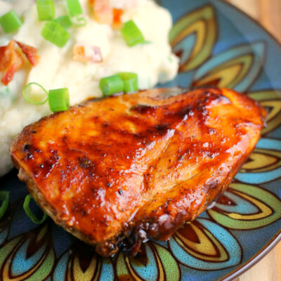 Stovetop Barbecue Chicken Recipe