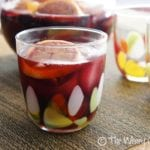 Simple Red Sangria Recipe