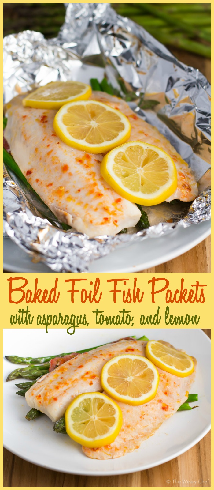 These healthy and easy fish packets are easy to make ahead and bake ...