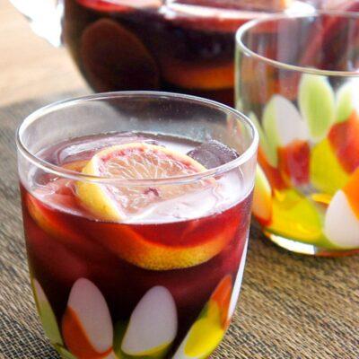 Simple Red Sangria Recipe