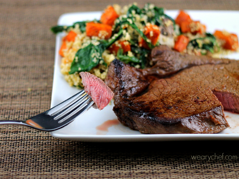 Irish whiskey marinade perfect on steak or chicken the weary chef forumfinder Images