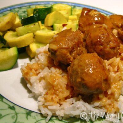 Easy Weekly Dinner Menu #13 – The Short One Is Growing.