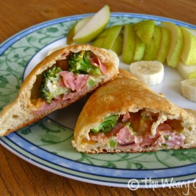 Recipe Spotlight:  Ham and Broccoli Pockets
