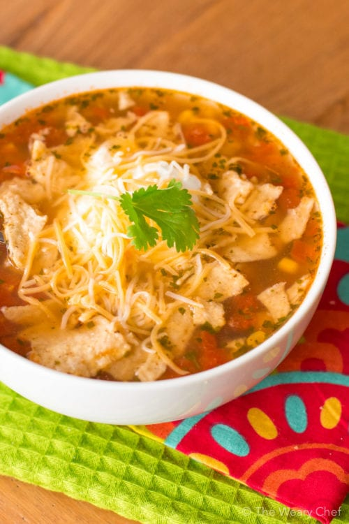 mexican chicken soup-16