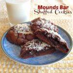 Mounds Bar Cookies