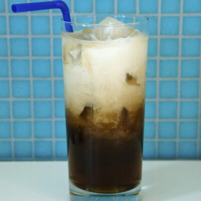 Nutty Root Beer Cocktail