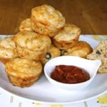 Pizza Muffins: A fun dinner or snack idea!
