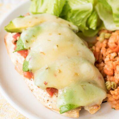 Avocado Salsa Chicken Recipe