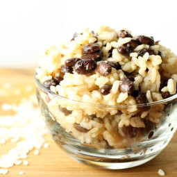 Easy Black Beans and Rice Recipe
