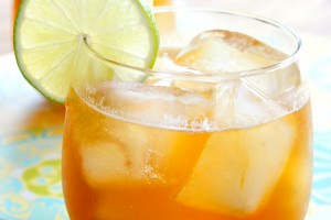 Ginger Lime Pimm's Cocktail Recipe