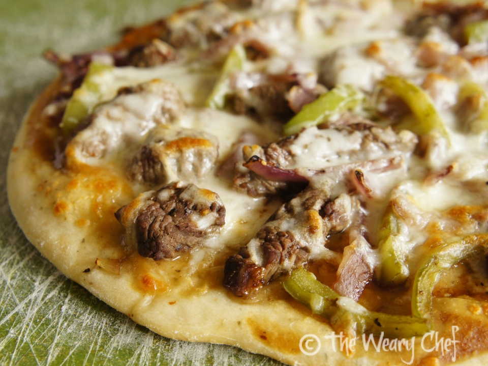 This easy dinner has all the flavor of a Philly Cheese Steak plus the ...