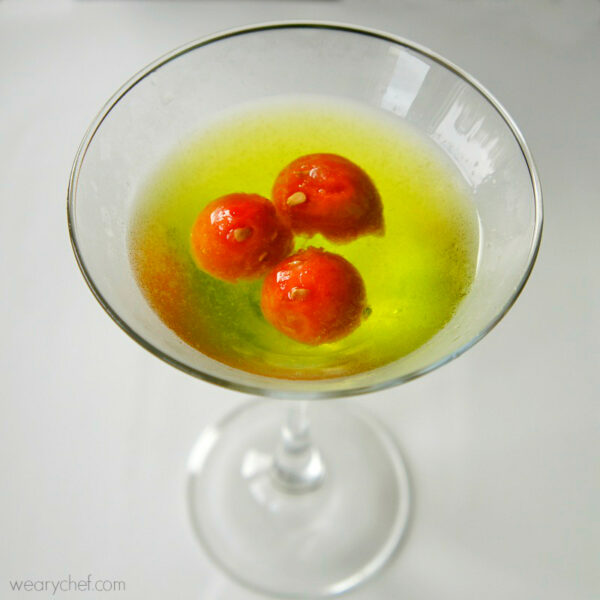 Watermelon Martini - wearychef.com