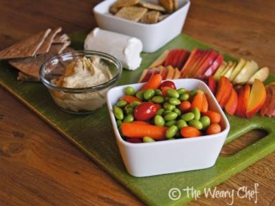 Picnic Dinner - Simple no-cook dinner idea!