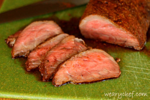 Perfect Oven Roast Beef with Tri Tip or London Broil Cuts
