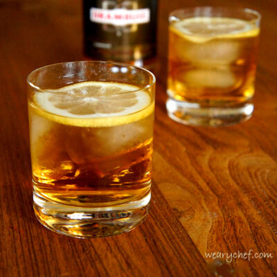Smooth Rusty Nail Cocktail Recipe