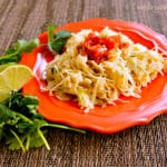 Mexican Coleslaw in 5 Minutes