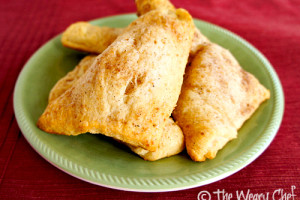 Crescent Roll Turnovers: A must-make easy dessert recipe!