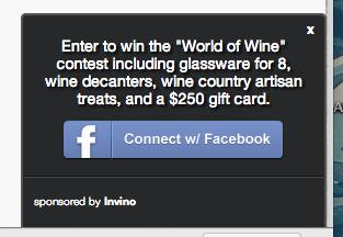 world of wine entry screenshot