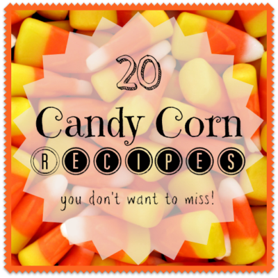 20 Candy Corn Recipes Perfect for Fall