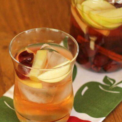 Cherry Apple Sangria