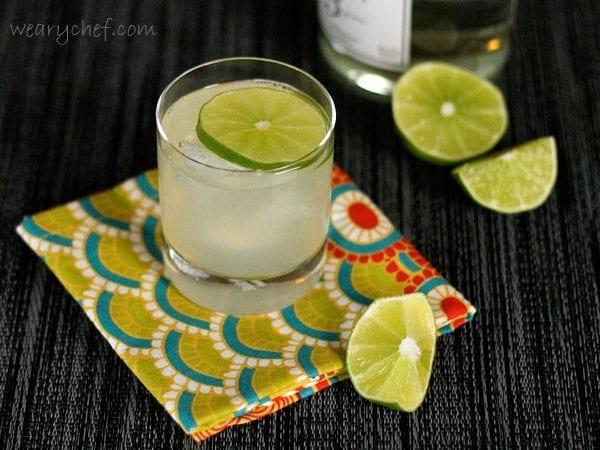 Classic Rum Daiquiri: No blender required!