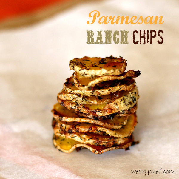 Parmesan Ranch Chips