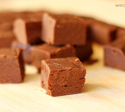 Perfect Fudge Recipe and More Holiday Tips!