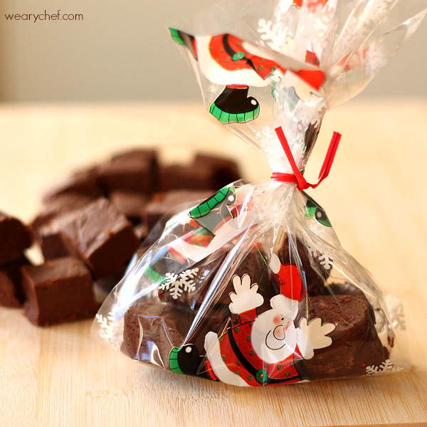 Perfect Holiday Fudge #ad