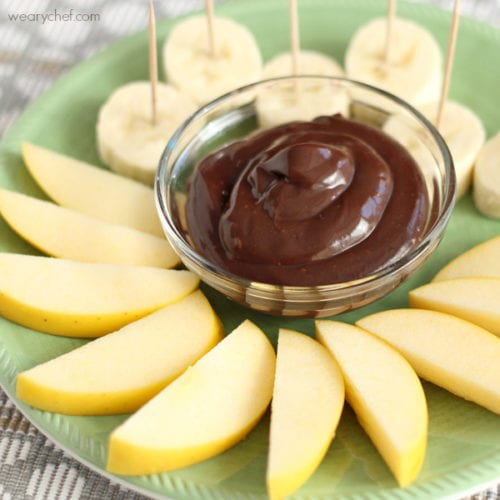 Easy Chocolate Dip