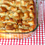 Overnight French Toast Casserole: A perfect make-ahead breakfast!