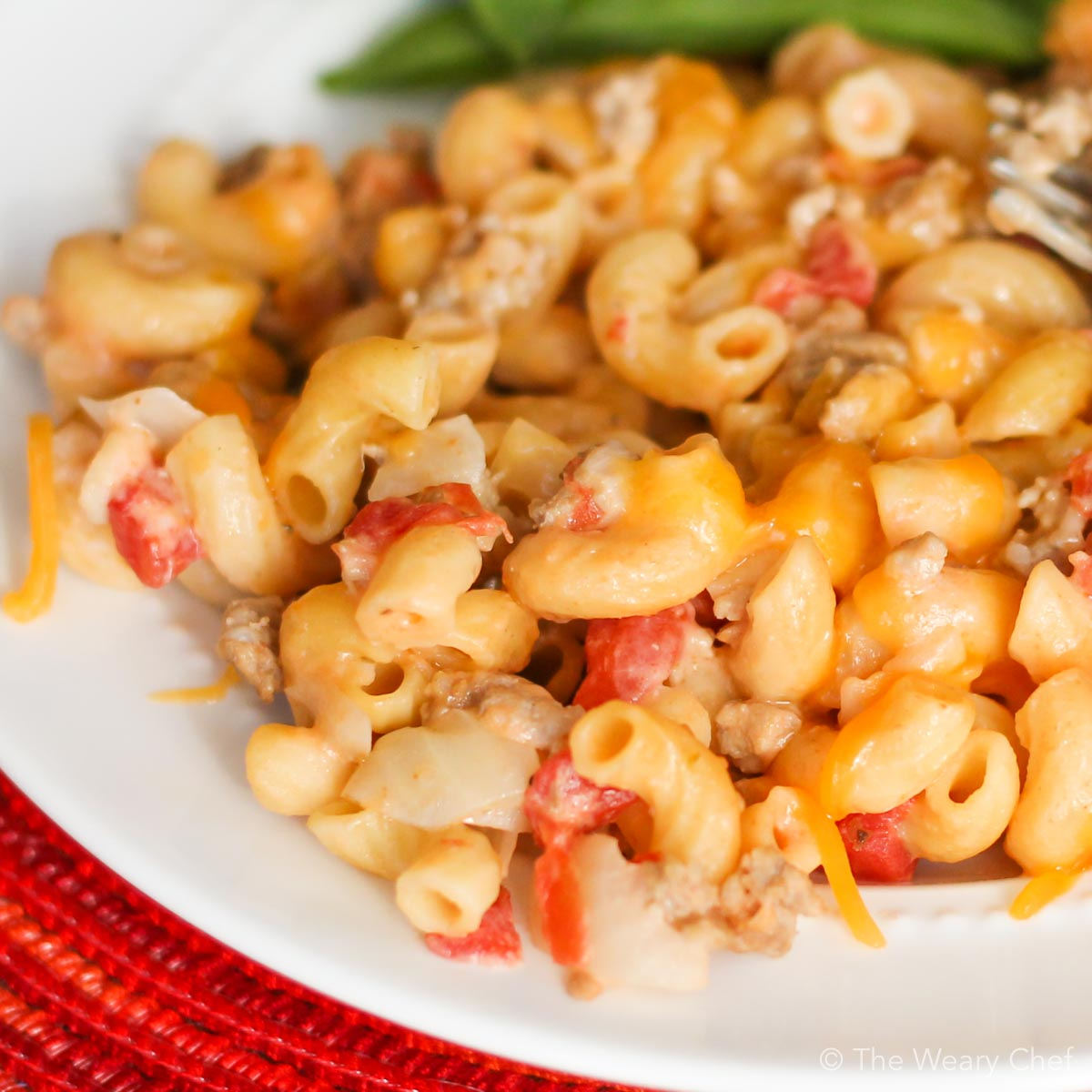 Skillet Cheeseburger Pasta is a one-pan wonder your family will love ...