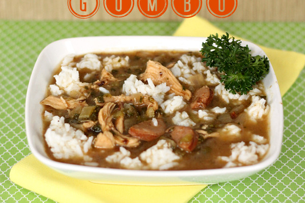 Best Ever Chicken and Sausage Gumbo