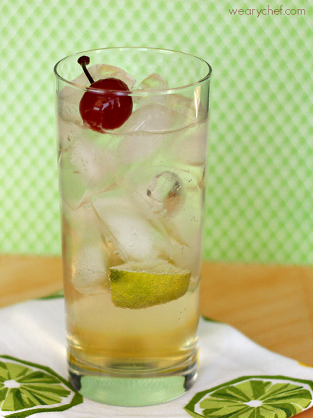 Drambuie and Soda: A surprisingly tasty and easy #cocktail