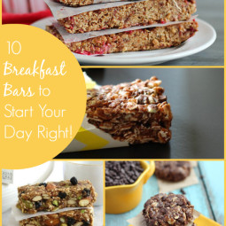 10 Easy Breakfast Bar Recipes to Start Your Day!