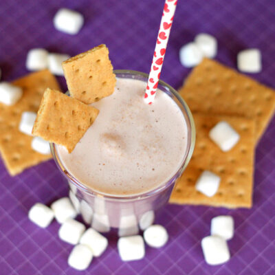 Irresistible S'mores Milkshake