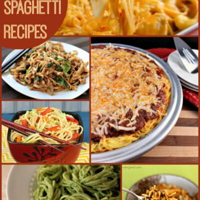 10 Fun Spaghetti Recipes