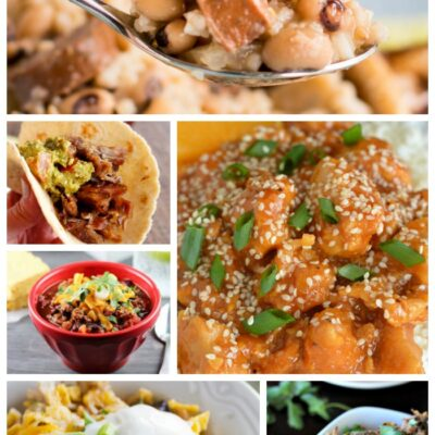 15 Easy Slow Cooker Dinners