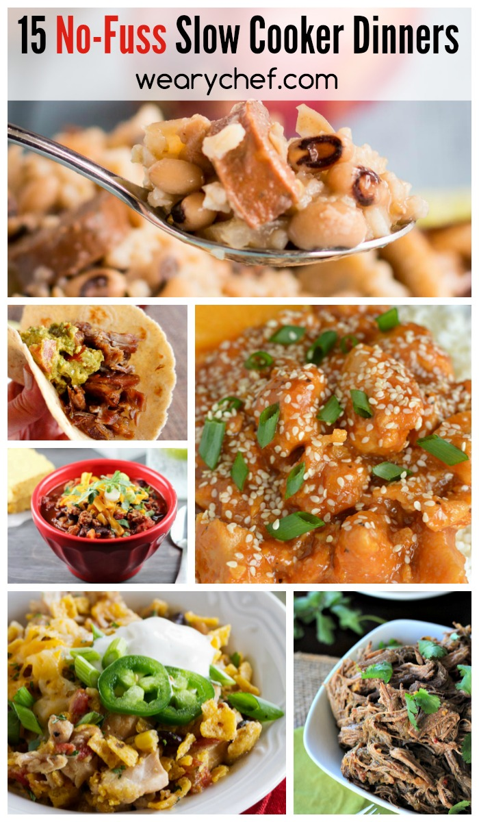 You'll love these no-fuss slow cooker dinners for busy days all year long!