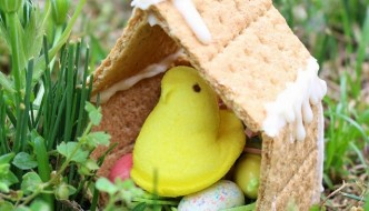 Peeps Houses | Yesterfood