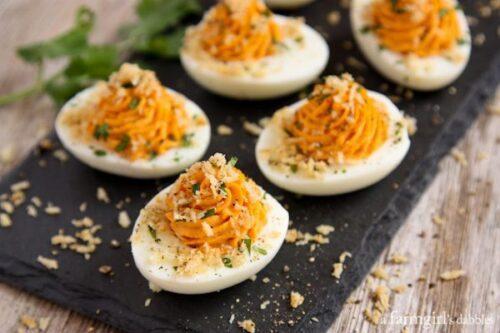 12 Creative Ways to Make Deviled Eggs