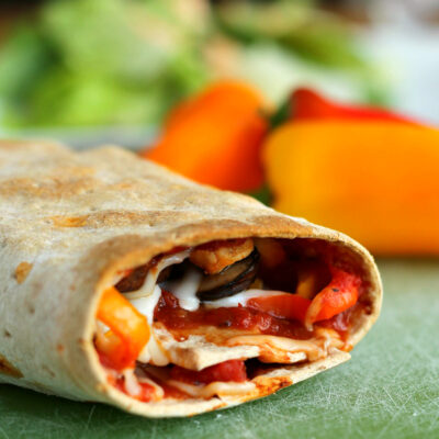 Skinny Stromboli Recipe
